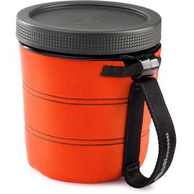 GSI Fairshare II Kop 946 ml, orange/gennemsigtig